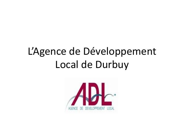 L'Agence de Développement      Local de Durbuy