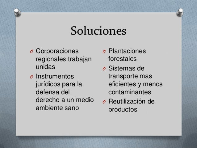 La gestion ambiental