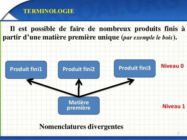 erp gestion de production pdf