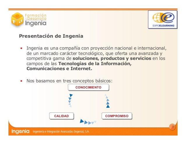 La gestión del e-learning en la Administración Pública Slide 2