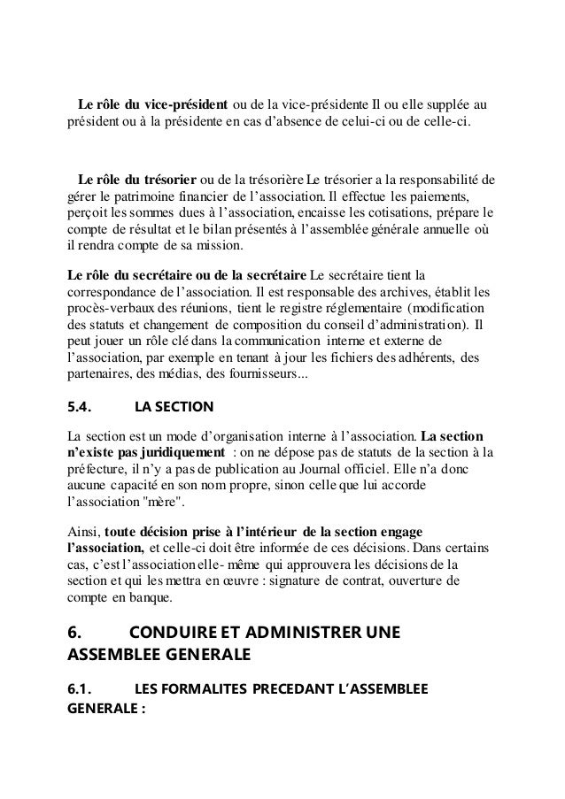 La Gestion Organique Des Associations Blog