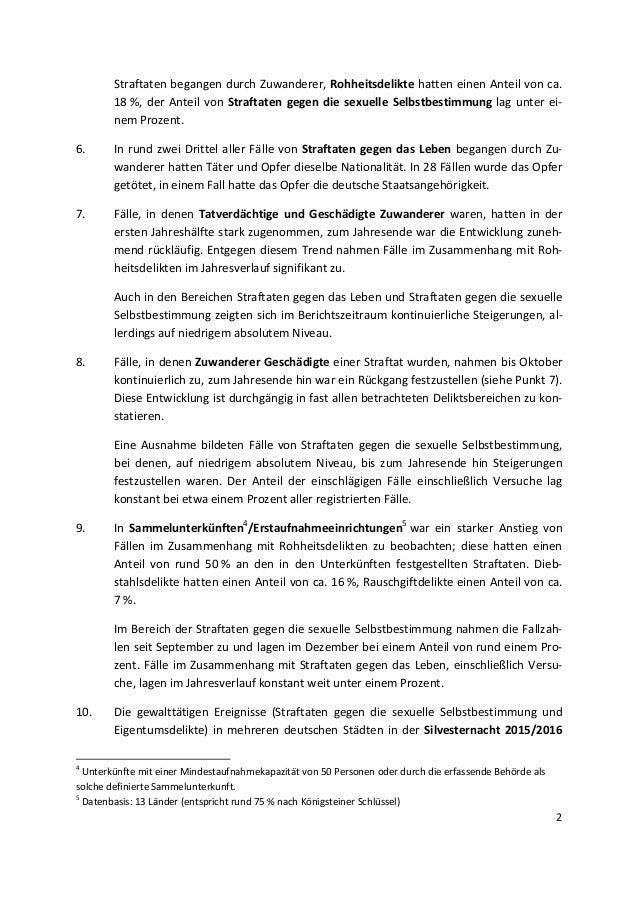 Straftaten gemäß Völkerstrafgesetzbuch (VStGB): Völkermord, Verbrechen gegen die Menschlichkeit und Kriegsverbrechen