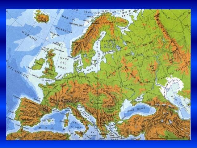 Laghi Europa Cartina.Laghi D Europa