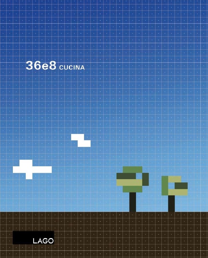 36e8 CUCINA Design Daniele Lago, 2008   prodotto brevettato