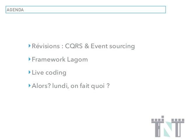 Lagom framework - Touraine Tech 2018 Slide 3