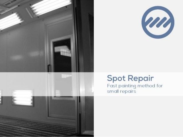 Lagos spot repair concept
