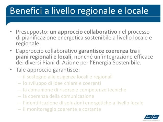 Workshop 3 isis it la governance multi livello for Gettare i piani del workshop