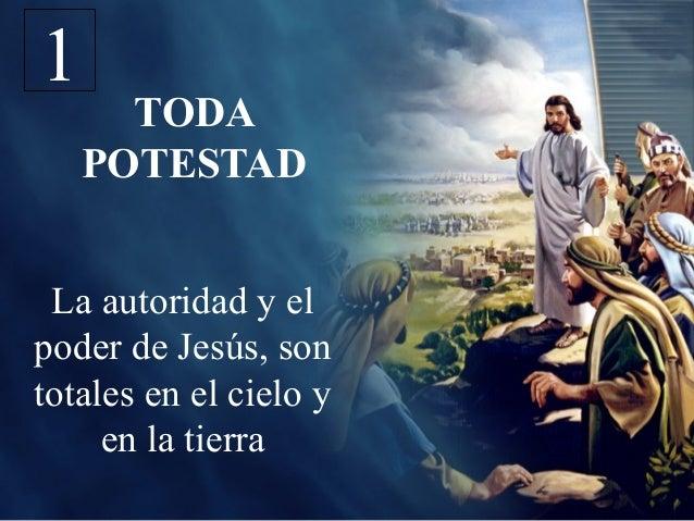 Resultado de imagen para el poder de jesus