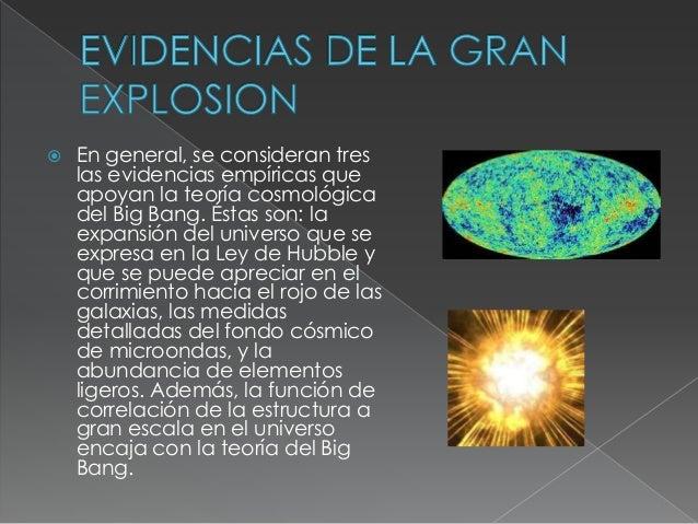 la gran explosion