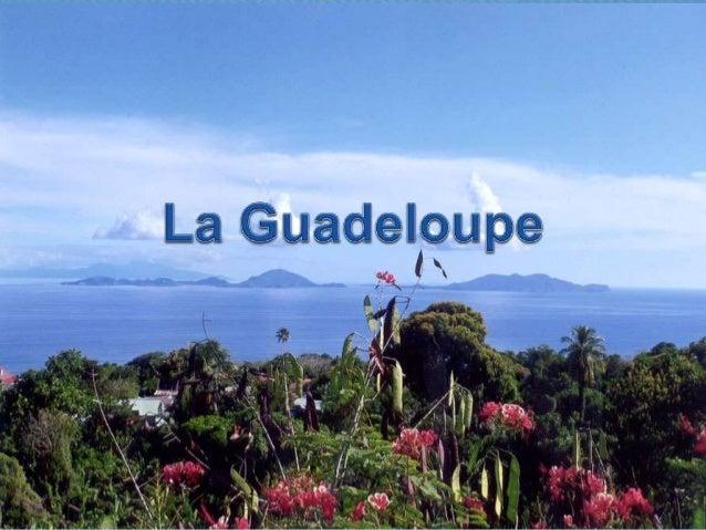  La Guadeloupe est formée de deux iles principales qui s'appellent Grande Terre et Basse Terre  Les deux grands iles res...
