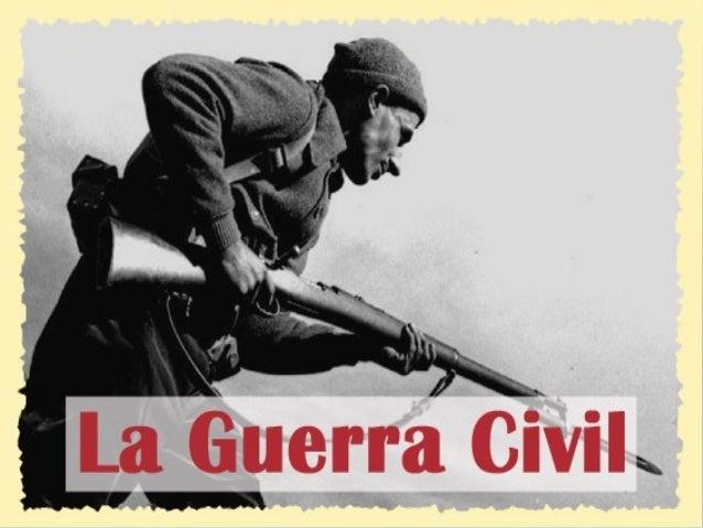 1º etapa:verano de 1936.España dividida en dos zonas ● La sublevación militar encabezada por franco empezó en Canarias y e...