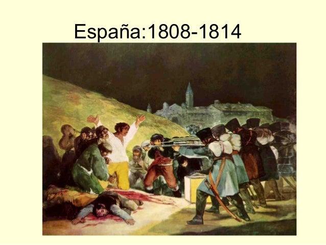 España:1808-1814