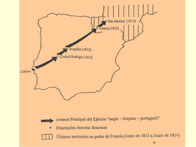 5.-España se convirtió de manera definitiva en una potencia de segundo orden.