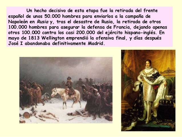 6.-En el aspecto político interno, la guerra propició el intento de realización de una auténtica revolución liberal en Esp...