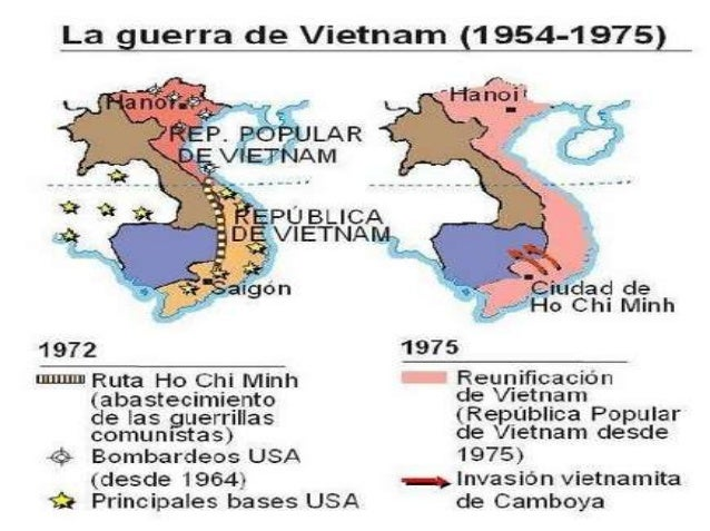 La guerra de vietnam   carmen jauregui Slide 2
