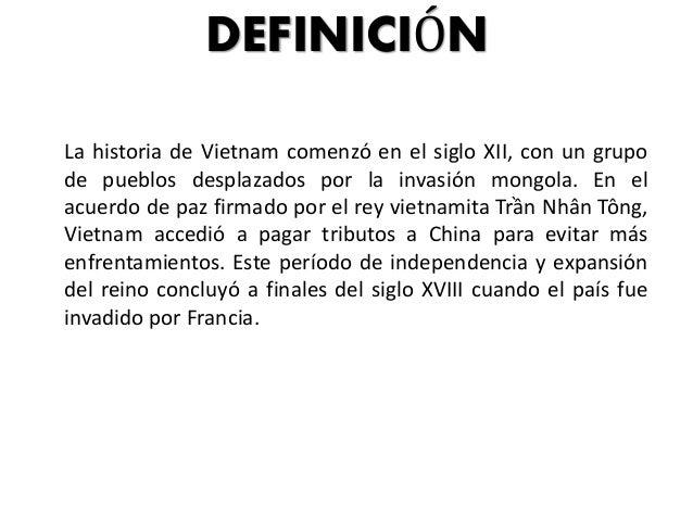 La guerra de vietnam   carmen jauregui Slide 3