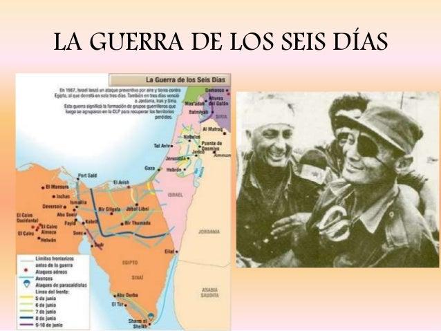Resultado de imagen de La Naksa o Guerra de los 6 días
