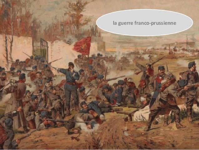 la guerre franco-prussienne