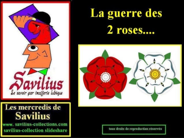La guerre des Deux-Roses