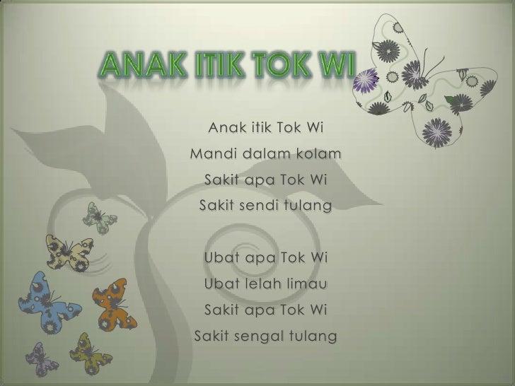 Lagu Kanak