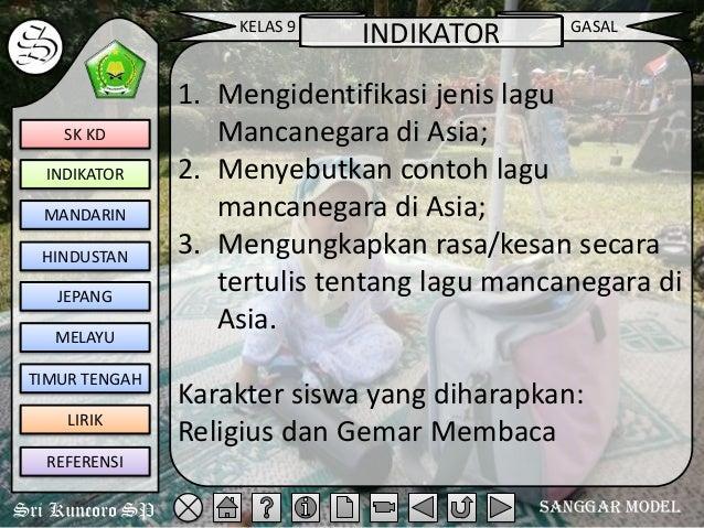 Lagu mancanegara di asia