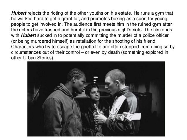 effective essay tips about la haine essay  one of the bastards the stylised out drawing attention to its own devices soopen ending presents us vinz who has learned a lesson that it