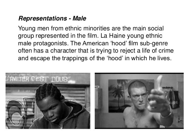 la haine essay Write 1 essay on la haine (400 words) and prepare notes for another.