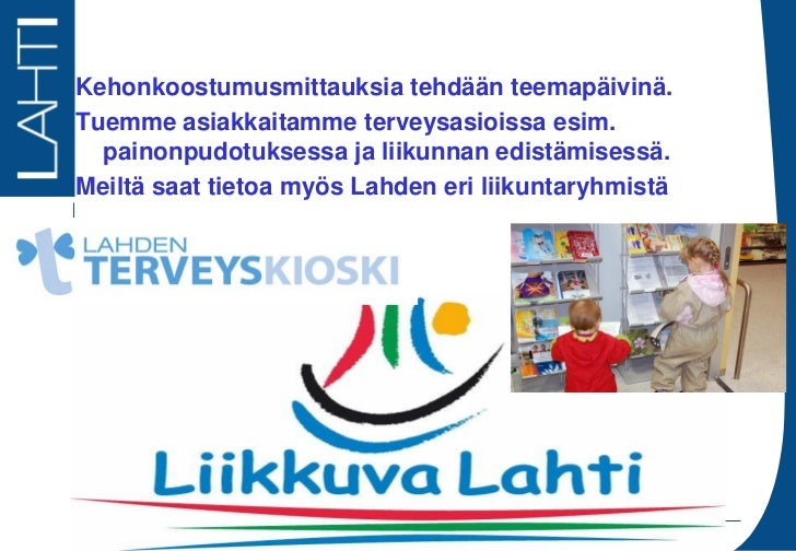 Terveyskioski Lahti