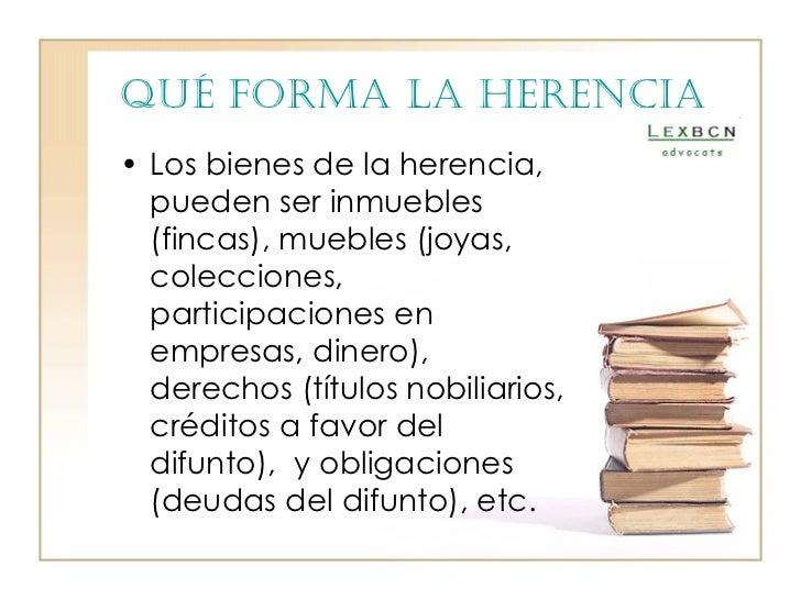 La herencia conceptos basicos - Muebles herencia ...