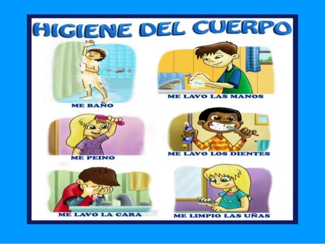 Cuidado Del Cuerpo Humano: La Higiene De Nuestro Cuerpo
