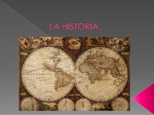 ¿QUE SÉ DE LA HISTORIA?