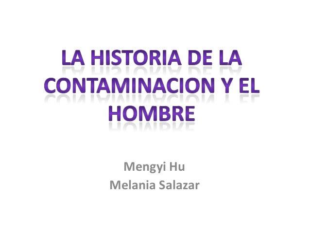 Mengyi HuMelania Salazar