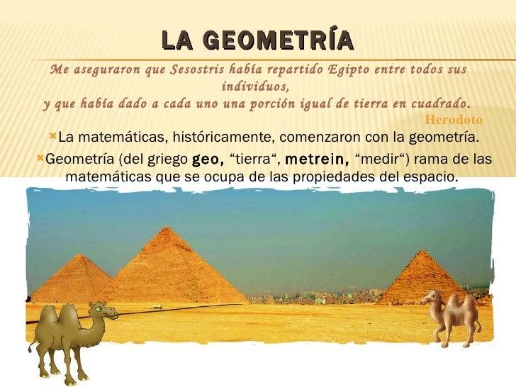 La Historia De La GeoméTríA Slide 2