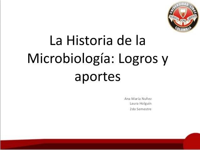 Ana María Nuñez   Laura Holguín   2do Semestre