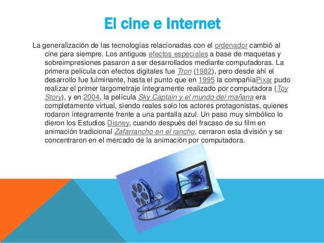 Cine digital El 2 de febrero de 2000, en París, Philippe Binant realizó la primera proyección de cine numérico público de ...