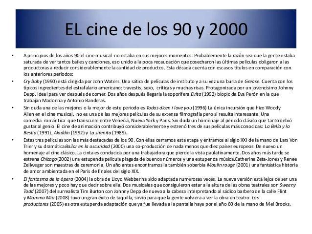La historia del cine for El rancho flins