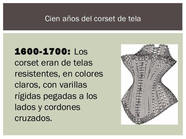 915591a74ff3 La historia del corset - MBA