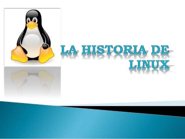  La historia de Linux comenzó mucho antes de lo que la mayoría de gente piensa, ya que en 1969, Ken Thompson, de AT&T Bel...
