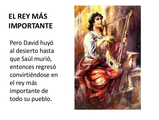 La Historia Del Rey David