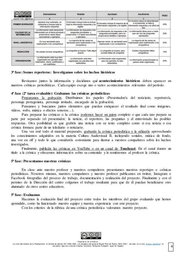 """""""Reporteros de la historia… La crisis del sistema de la Restauración: el reinado de alfonso XIII (1902-1923) y la dictadur..."""