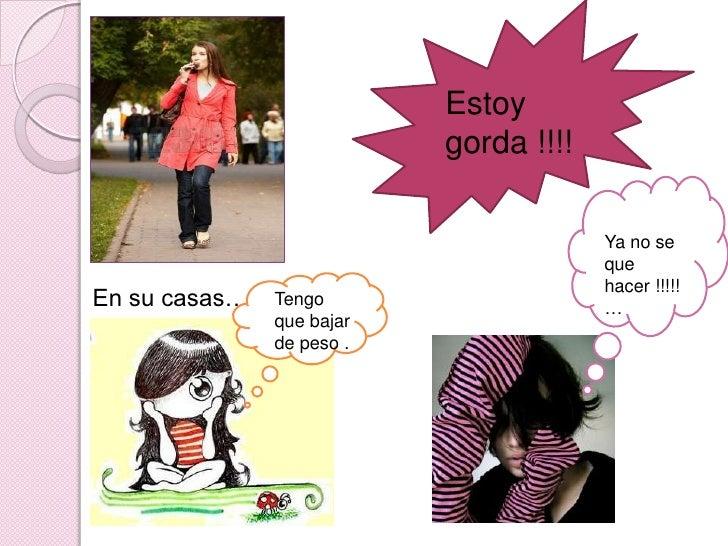 La Historia De Una Anorexica Slide 2