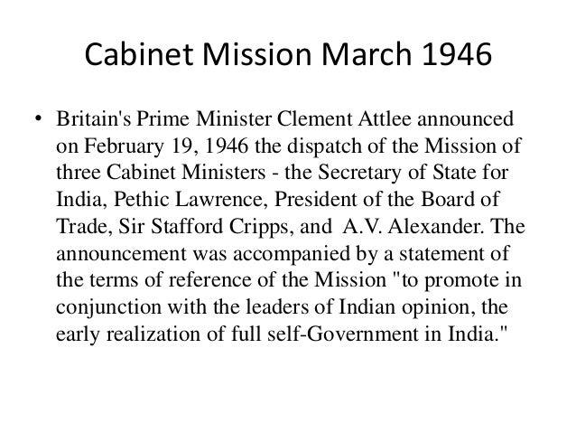 Lahore resolution - Cabinet secretariat govt of india ...