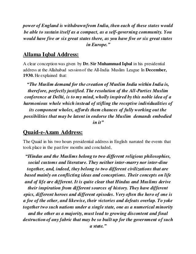 Lahore Resolution.. Slide 2