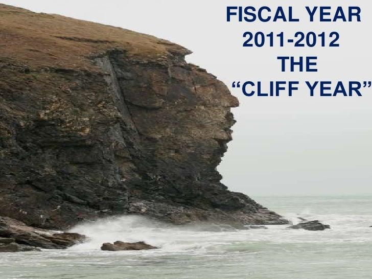 Louisiana Cliff Year