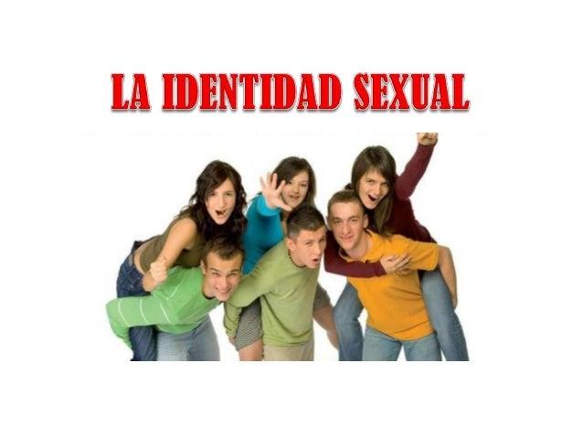 CAPACIDAD: IDENTIFICA LAS CARACTERÍSTICAS Y COMPONENTES DE SU IDENTIDAD Y SALUD SEXUAL