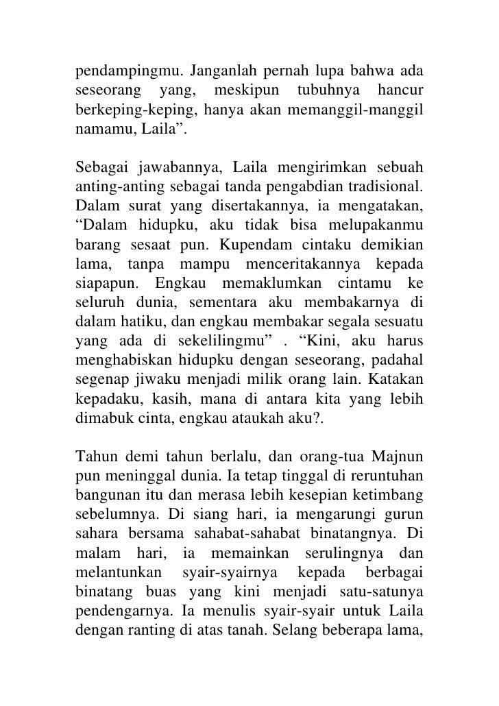 Laila Dan Majnun