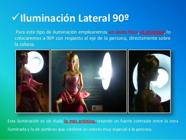 La iluminaci n en el estudio fotogr fico - Tipos de iluminacion ...