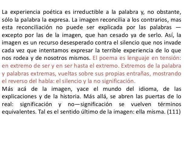 Bibliografía Paz, Octavio. (1972) El Arco y la lira. México: Fondo de cultura económica