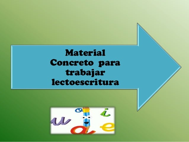 Material concreto