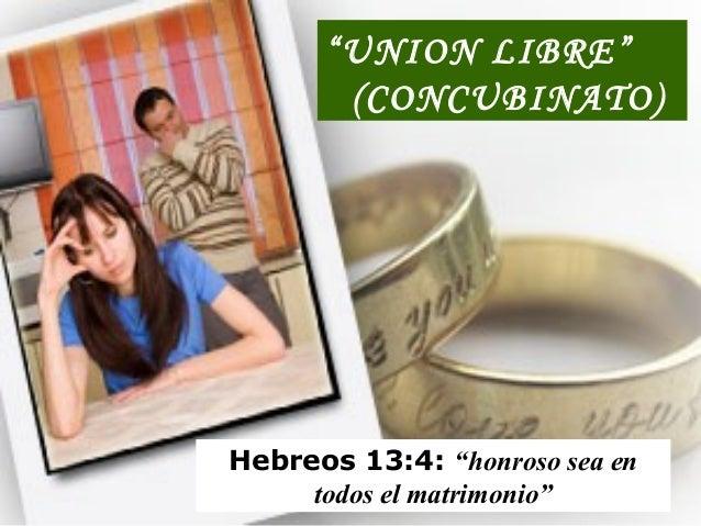 Matrimonio Union Libre : La importancia del matrimonio union libre parte